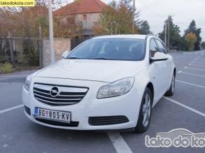 Polovni automobil - Opel Insignia 2.0 CDTI - 1