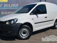 Polovno lako dostavno vozilo - Volkswagen Caddy 1.6 TDI Cargo