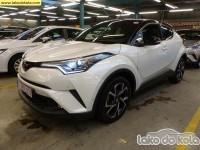 Polovni automobil - Toyota C-HR 1.2 TURBO 4WD AUT 2017.
