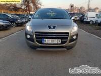 Polovni automobil - Peugeot 3008 2.0 HDI HYbrid4 2013.
