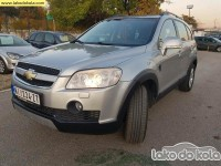 Polovni automobil - Chevrolet Captiva 2.0 D 2007.