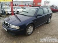 Polovni automobil - Škoda Octavia 1.6 2001.