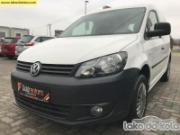 Polovno lako dostavno vozilo - Volkswagen Caddy 2.0TDI 4 MOTION