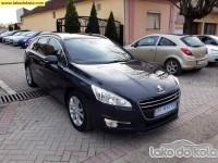 Polovni automobil - Peugeot 508 1.6 HDI 2011.