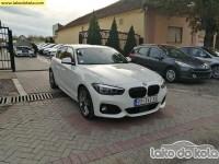 Polovni automobil - BMW 125 d M Sport 2015.