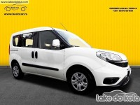 Polovni automobil - Fiat Doblo 5 sedišta N1 1.6 Mjt