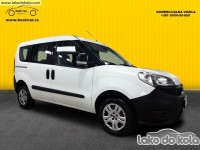 Polovni automobil - Fiat Doblo 5 sedišta N1