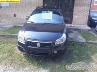 Polovni automobil - Fiat Sedici 1.9mjet 4x4 2006.