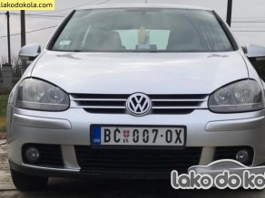 Polovni automobil - Volkswagen Golf 5  - 1