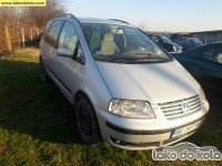 Polovni automobil - Volkswagen Sharan