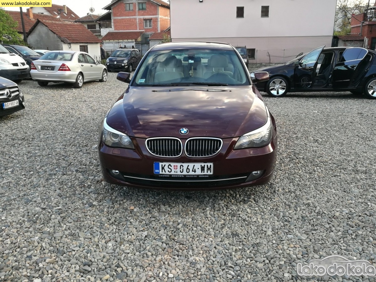 BMW 525 d Restyling