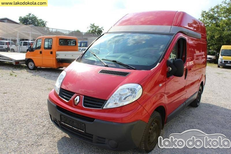 Renault trafic 2.0 DCI L1H2